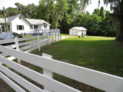 Belleview Single Family Home For Sale: 11562 SE 50 Ave Rd Road