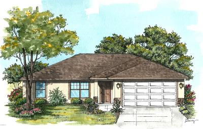 Ocala Single Family Home For Sale: 7 Pecan Loop