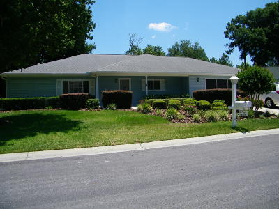 Dunnellon Single Family Home For Sale: 14416 SW 112 Circle