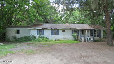 Belleview Other For Sale: 11384 SE 61 Avenue