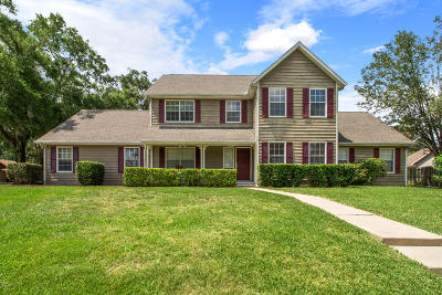 Ocala Single Family Home For Sale: 4205 SE 7th Place