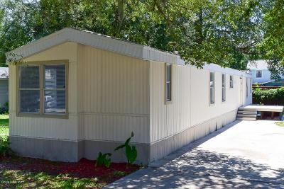 Silver Springs Mobile/Manufactured For Sale: 2160 SE 176th Avenue