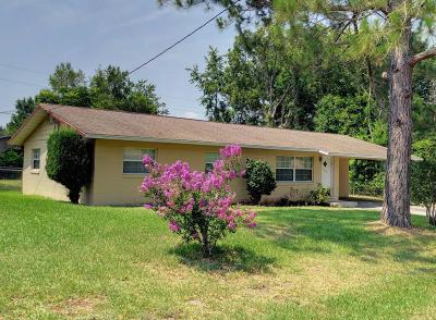 Ocala Single Family Home For Sale: 1020 NE 45th Place