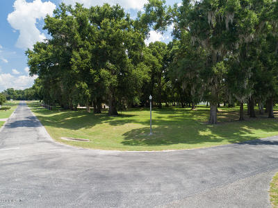 Ocala Residential Lots & Land For Sale: Lot 5 NE 84th Street