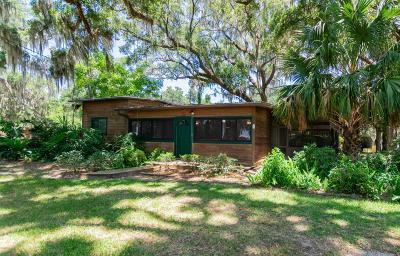 Ocklawaha Single Family Home For Sale: 13122 E Hwy 25 #14