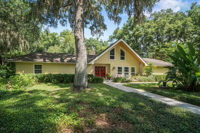 Single Family Home For Sale: 3690 SW 24th Avenue Road