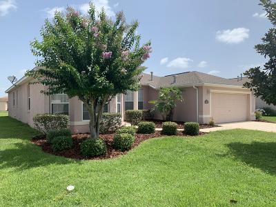 Ocala Single Family Home For Sale: 1819 SW 155th Place Road