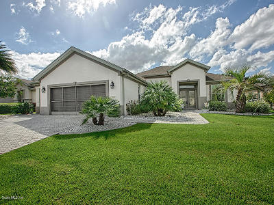 Summerfield FL Single Family Home Pending: $359,000