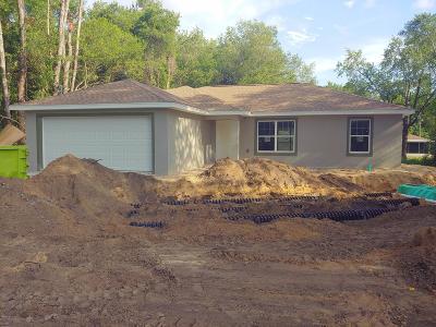 Summerfield Single Family Home Pending: 4288 SE 137th Street