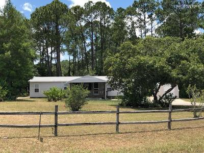 Ocklawaha Single Family Home For Sale: 5290 SE 188th Court