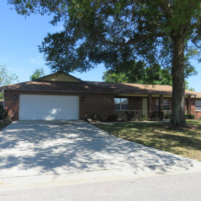 Ocala Single Family Home For Sale: 113 SE 62 Avenue