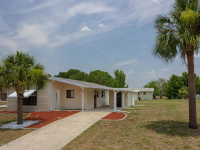 Ocala Single Family Home For Sale: 9185 SW 101 Place