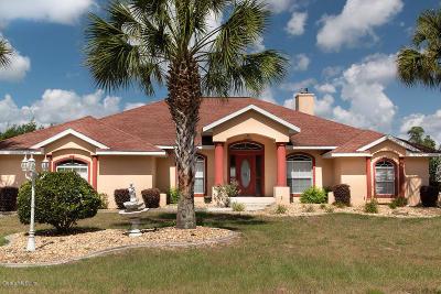 Ocala Single Family Home For Sale: 10120 SW 45 Avenue