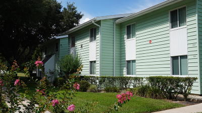 Ocala Condo/Townhouse For Sale: 526 Midway Drive #B