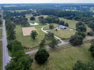Marion County Farm For Sale: 10050 NW 76th Terrace