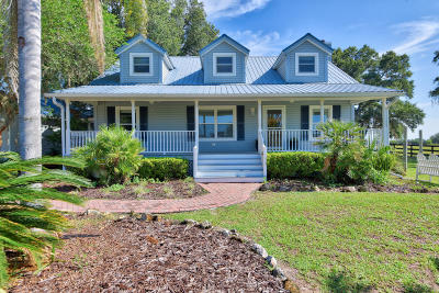 Ocala Farm For Sale: 166 Juniper Trail