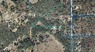 Levy County Residential Lots & Land For Sale: SE 92nd Court