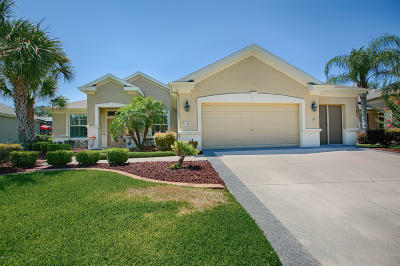 Summerfield FL Single Family Home For Sale: $345,500