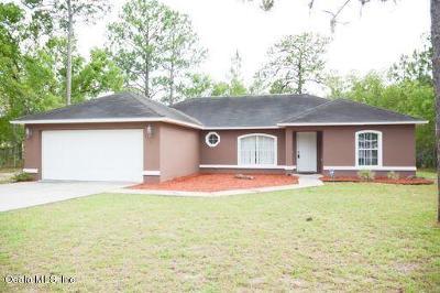 Single Family Home For Sale: 8 Hemlock Trace