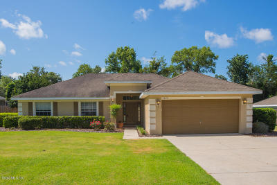 Ocala Single Family Home For Sale: 5272 SW 115th Loop