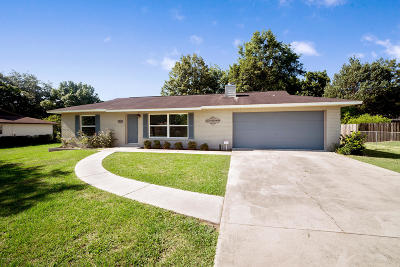 Ocala Single Family Home For Sale: 5040 NE 6th Street