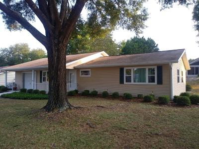 Oak Run Single Family Home For Sale: 8644 SW 116 St Road