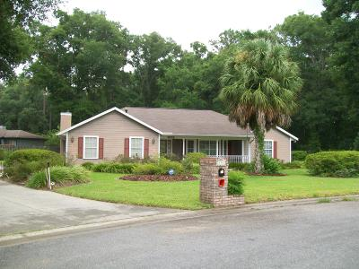 Ocala Single Family Home For Sale: 893 NE 52nd Avenue