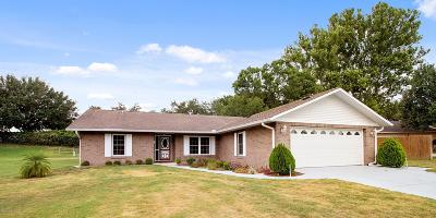 Single Family Home For Sale: 4640 SW 46th Avenue