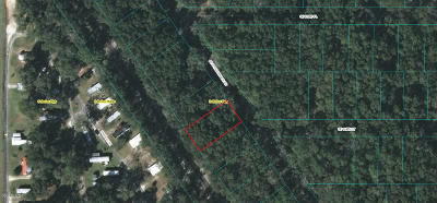 Belleview Residential Lots & Land For Sale: SE 67th Terrace Road
