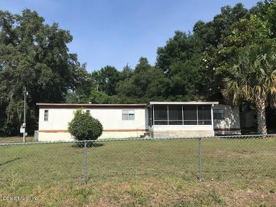 Belleview Rental For Rent: 11771 SE 99th Court