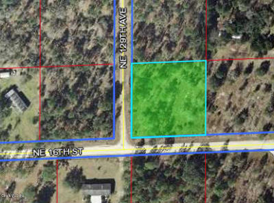 Levy County Residential Lots & Land For Sale: 12931 NE 16th Street