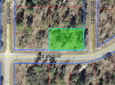 Levy County Residential Lots & Land For Sale: 990 NE 152nd Court