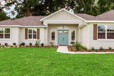 Ocala Single Family Home For Sale: 2210 SE 39th Avenue