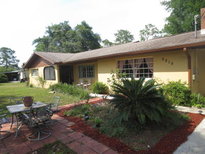 Ocklawaha Single Family Home Pending-Continue to Show: 5215 SE 188th Court