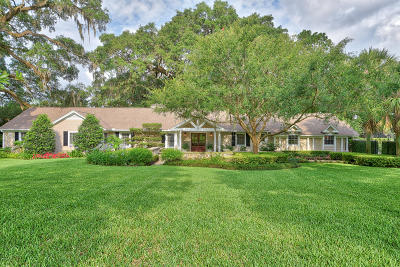 Ocala Single Family Home For Sale: 312 SE 15th Avenue