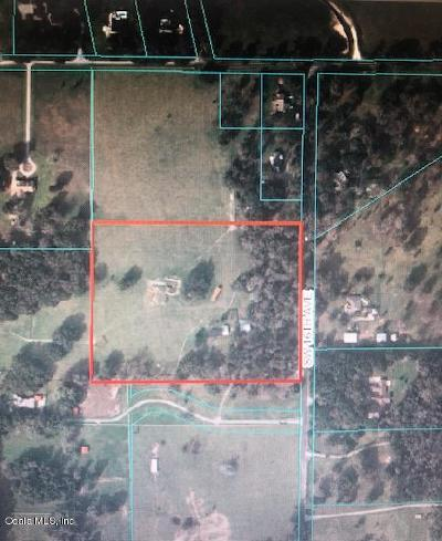 Ocala Residential Lots & Land For Sale: 8196 SW 16th Avenue