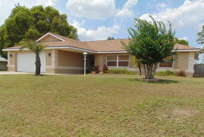 Ocala Single Family Home For Sale: 5903 SW 112 Place Road