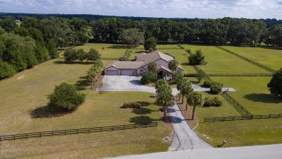 Ocala Farm For Sale: 6209 NW 12th St Street