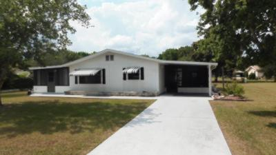 Ocala Single Family Home For Sale: 9394 SW 101st Lane