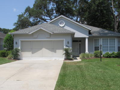 Dunnellon Condo/Townhouse For Sale: 8862 SW 192nd Ct Rd