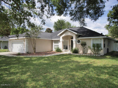 Ocala Single Family Home For Sale: 1350 SE 65th Circle