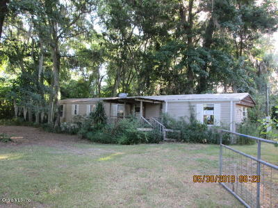 Marion County Single Family Home For Auction: 10149 NW 17th Avenue
