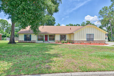 Ocala Single Family Home For Sale: 4429 NE 2nd Street