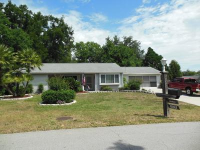 Ocala Single Family Home For Sale: 8237 SW 108 Street Road