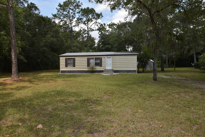 Ocala Mobile/Manufactured For Sale: 110 SW 158th Terrace