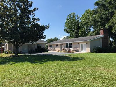 Marion County Farm For Sale: 3291 SW 97th Court