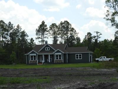 Single Family Home For Sale: 16701 NE County Road 1475