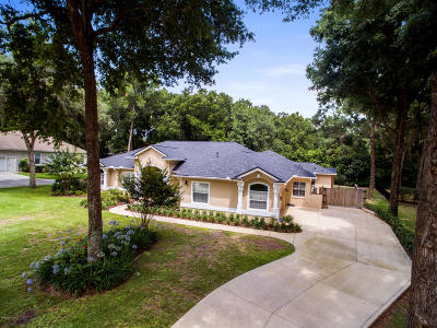 Ocala Single Family Home For Sale: 4585 SE 48th Place Road
