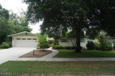 Ocala Single Family Home For Sale: 731 SE 39th Avenue