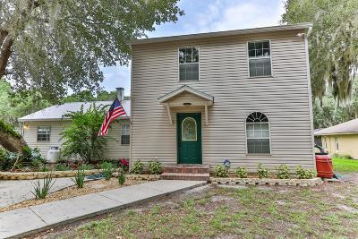 Citrus County Single Family Home For Sale: 1215 S Otto Point